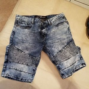 Other - mens jean shorts new